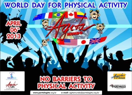 World Day             for Physical Activity 2013